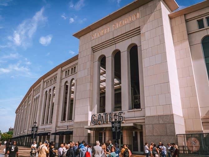 Opastettu Brooklyn, Queens ja Bronx -kierros - Yankee Stadium