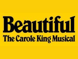 Beautiful: The Carole King Musical Broadway-liput