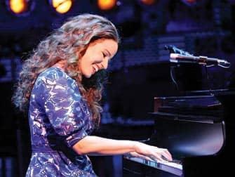 Beautiful The Carole King Musical -liput - Piano