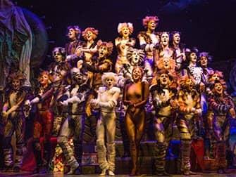 Cats Broadway-liput - ryhma