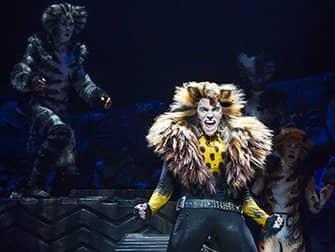 Cats Broadway-liput - soolo