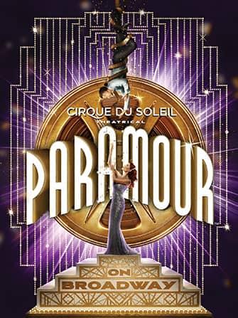 Cirque du Soleil -liput New Yorkissa - juliste