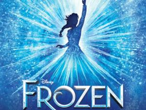 Frozen Broadway-liput