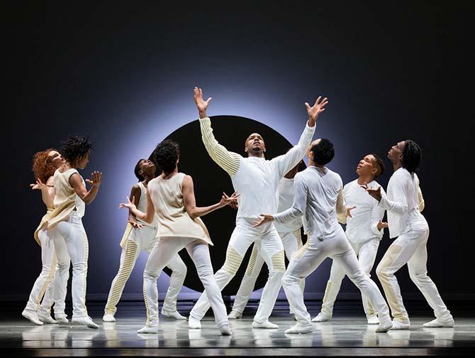Alvin Ailey -liput New Yorkissa - Tanssia 1