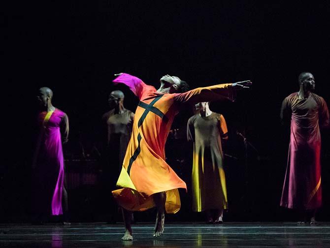 Alvin Ailey -liput New Yorkissa - Tanssia 2