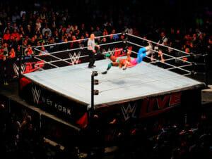 WWE painiliput New Yorkissa