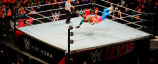 WWE painiliput New Yorkissa