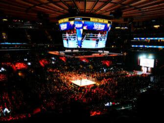 WWE paini-liput New Yorkissa - Katsomo