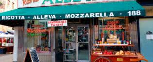 Chinatown ja Little Italy -ruokakierros