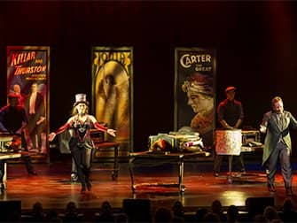 The Illusionists Broadway-liput - taikatemppuja