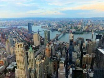 Parhaat nakoalapaikat New Yorkissa - One World Observatory