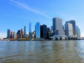 Parhaat nakoalapaikat New Yorkissa - Staten Island Ferry