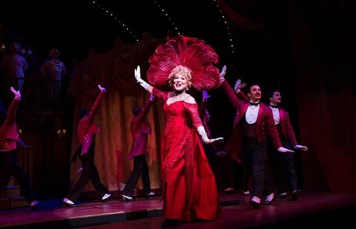 Hello Dolly Broadway liput - Dolly