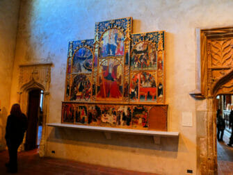 The Met Cloisters in New York - keskiajan taidetta
