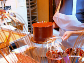 Suklaakierros Brooklynissa - Chocolate Room