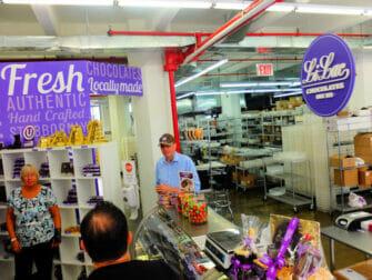 Suklaakierros Brooklynissa - Li-lac