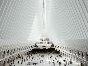 Westfield World Trade Center - arkkitehtuuri