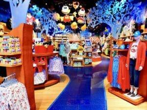 Disney kauppa Times Squarella