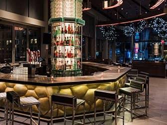 Novotel Times Square –hotelli - baari