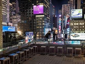 Novotel Times Square –hotelli - kattoterassi
