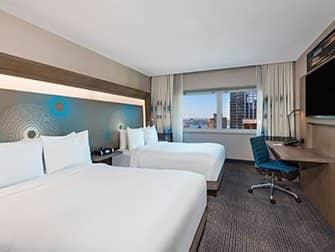 Novotel Times Square –hotelli - kahden hengen huone