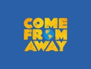 Come From Away Broadway-liput