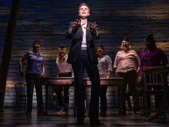 Come From Away Broadway-liput - henkilokunta