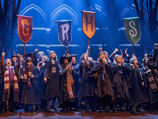 Harry Potter and the Cursed Child Broadway-liput - Tylypahkassa