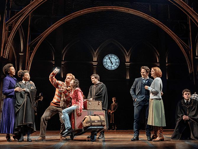 Harry Potter and the Cursed Child Broadway-liput - Uusi sukupolvi
