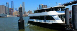 NYC Ferry New Yorkissa