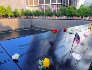 9/11-muistopäivä New Yorkissa