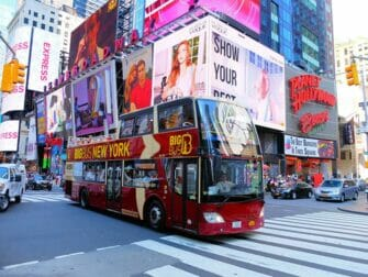 New York Explorer Pass ja New York Pass -kaupunkipassien erot - Hop on Hop off