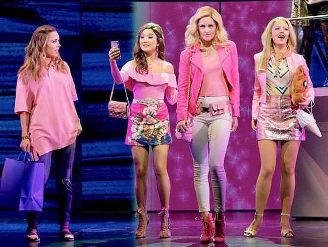 Mean Girls Broadway-liput - Tytöt