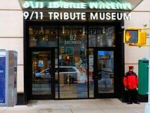 9/11 Tribute Museum New Yorkissa