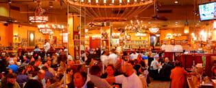 Perheravintola Carmine's New Yorkissa