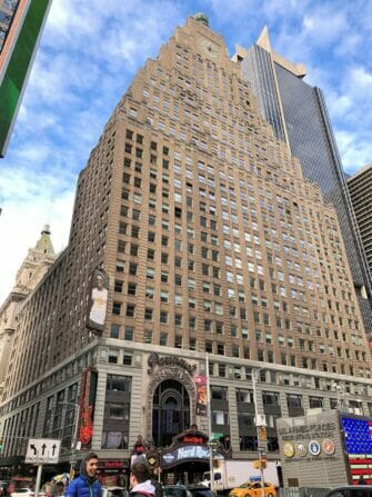 Supersankarit-kierros New Yorkissa