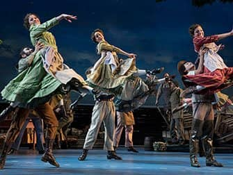 Carousel Broadway-liput - Näyttelijät