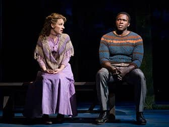 Carousel Broadway-liput - Julie ja Billy