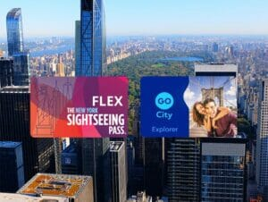 New York Sightseeing Flex Pass ja New York Explorer Pass  kaupunkipassien erot