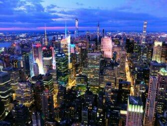 USA-alennuspassi Empire State Building