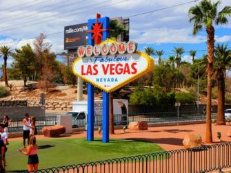USA-alennuspassi - Las Vegas