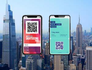 New York Sightseeing Day Pass ja New York Pass  kaupunkipassien erot