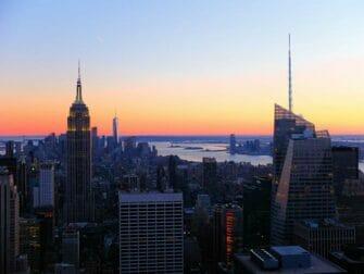 New York Sightseeing Day Pass vs New York Pass Empire State Building