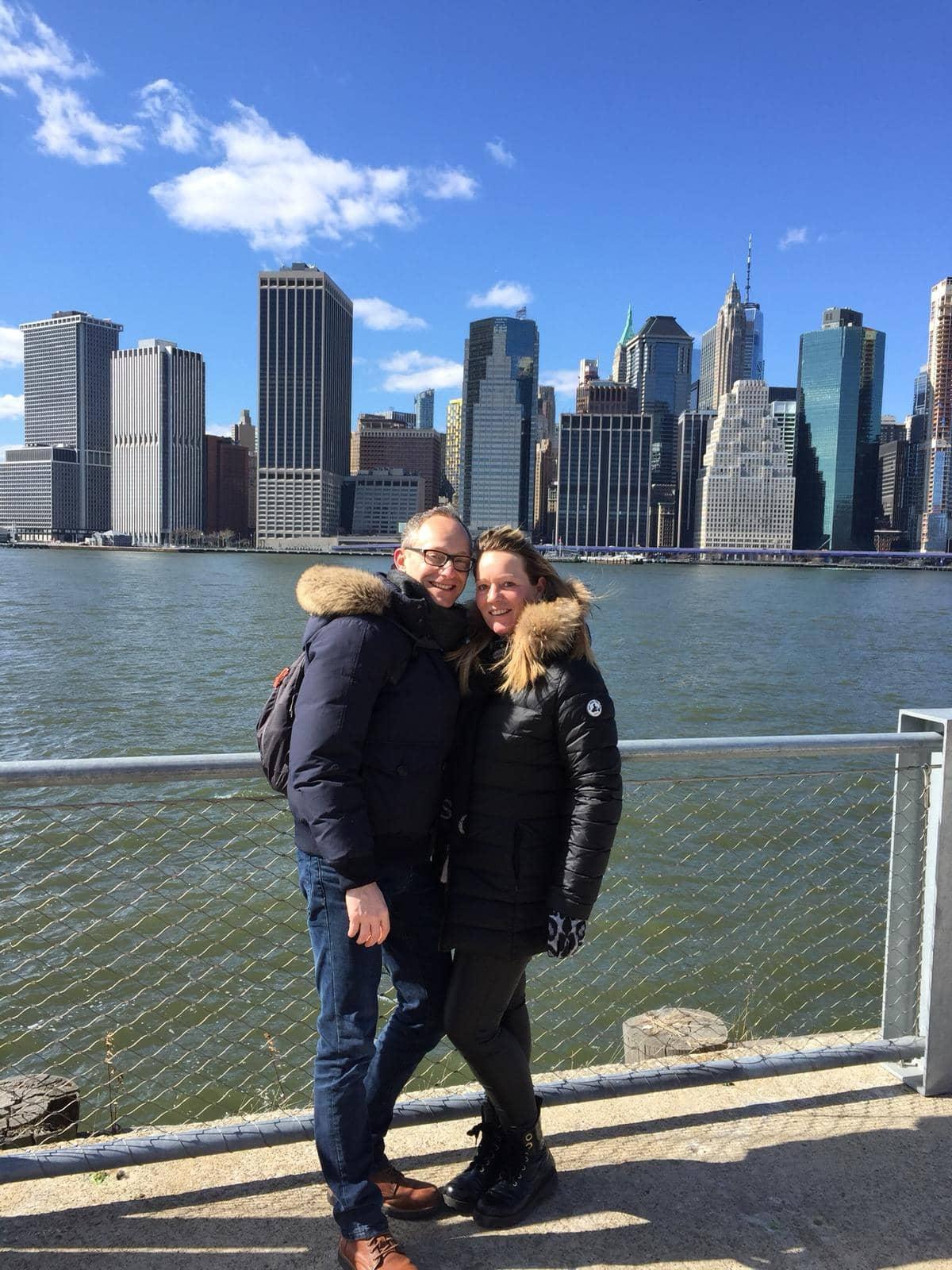 Voita matka New Yorkiin - Skyline