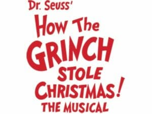 How The Grinch Stole Christmas! -musikaaliliput