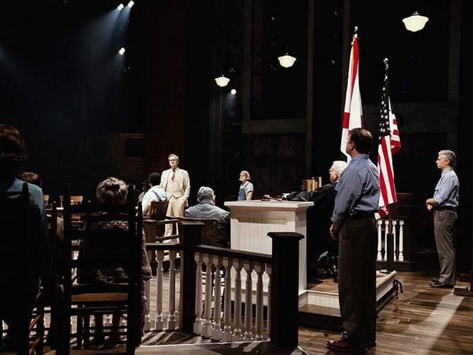 To Kill a Mockingbird Broadway-liput - Oikeudessa