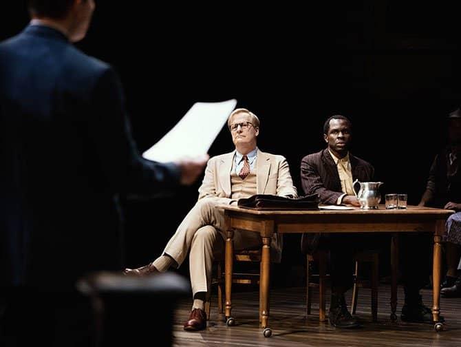 To Kill a Mockingbird Broadway-liput - Oikeudenkäynti