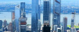 Hudson Yards New Yorkissa