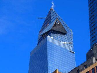 Hudson Yards New Yorkissa - Edge Observation Deck
