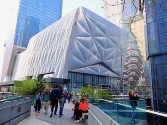 Hudson Yards New Yorkissa - The Shed